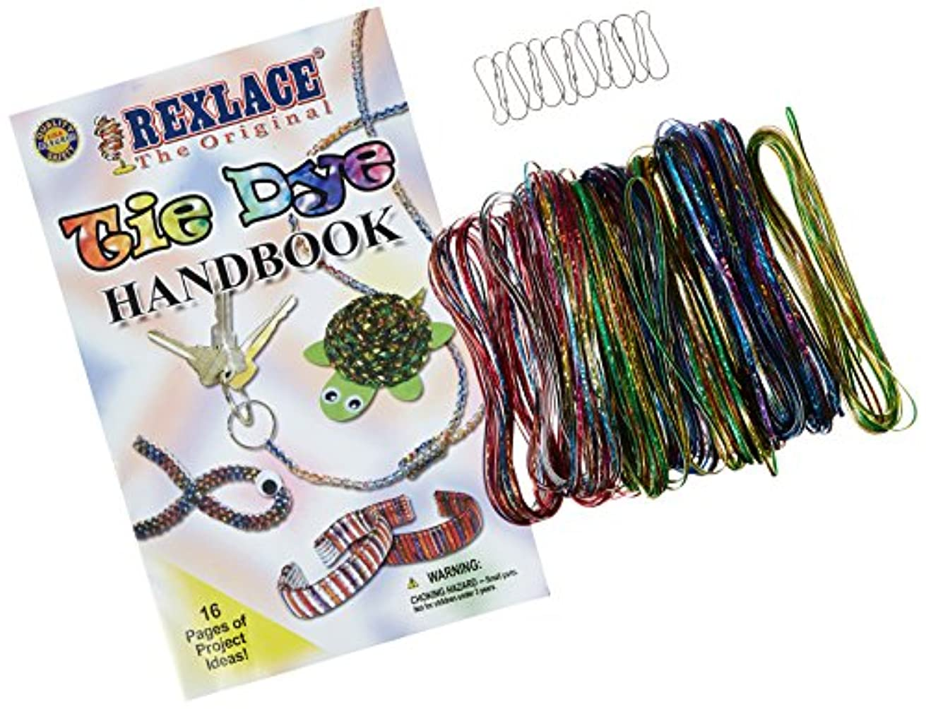 Pepperell SV2040 Rexlace Tie Dye Super Value Pack, Multicolor