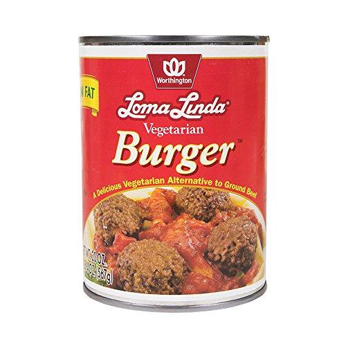 Loma Linda - Plant-Based - Vegetarian Burger (20 oz.) – Kosher