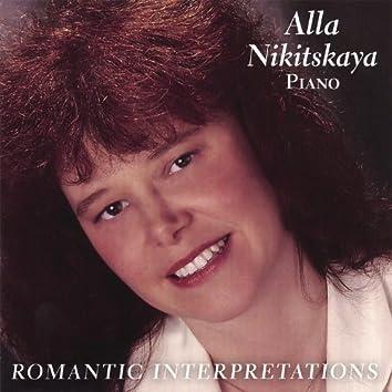 Romantic Interpretations / Chopin, Rachmaninov, and Others