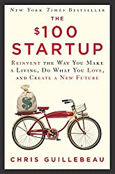 The $100 Startup books cover
