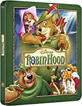 Robin Hood Steelbook