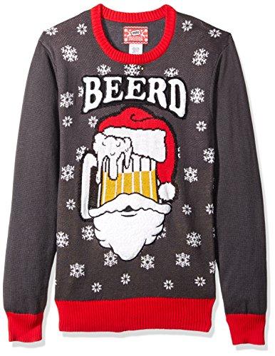 Budweiser Christmas Sweaters Mens