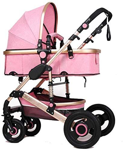 LIUXUE Zwei-Wege-Kinderwagen-Regenschirm fürs Auto, sitzt liegend, SUV, Stoßdämpfung, für Auto und Babywagen H h
