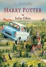 Harry Potter ve Sırlar Odası 2 - Resimli Özel Baskı (Ciltli)