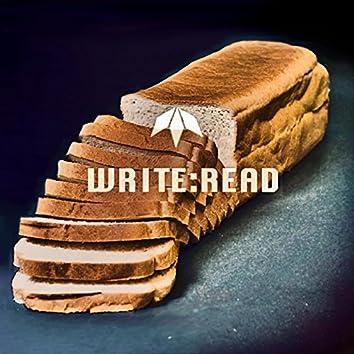 Write:Read, Pt. 1