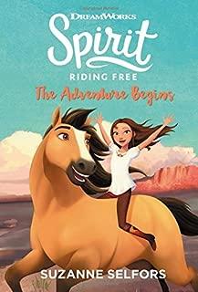 Spirit Riding Free: The Adventure Begins