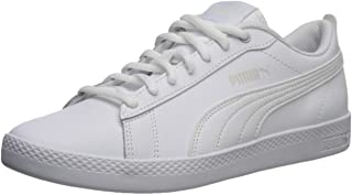 PUMA Women's Smash WNS v2 Leather Sneaker