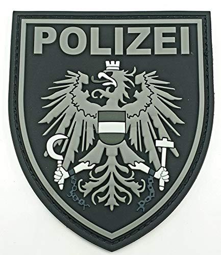 Polizei Österreich Black Ops Rubberpatch
