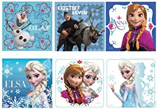 Disney's Frozen Stickers 2.5x2.5