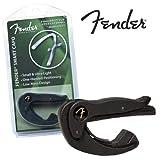 Fender Smart Capo Fingerstyle - Cejilla guitarra Accessories Smart Capo Electric Guitar Strap - Fingerstyle