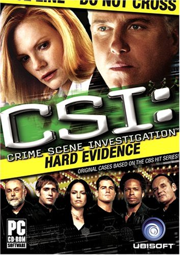 CSI Hard Evidence - PC