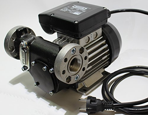 1 Stück. Dieselpumpe 230 Volt Piusi mit Magnet Abscheider selbst ansaugend