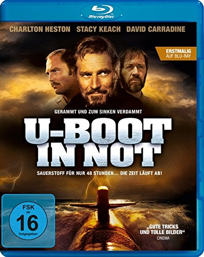 U-Boot in Not [Blu-ray]
