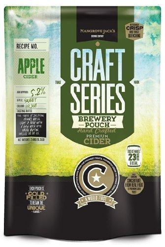 Mangrove Jack's Hard Apple Cider Recipe Kit