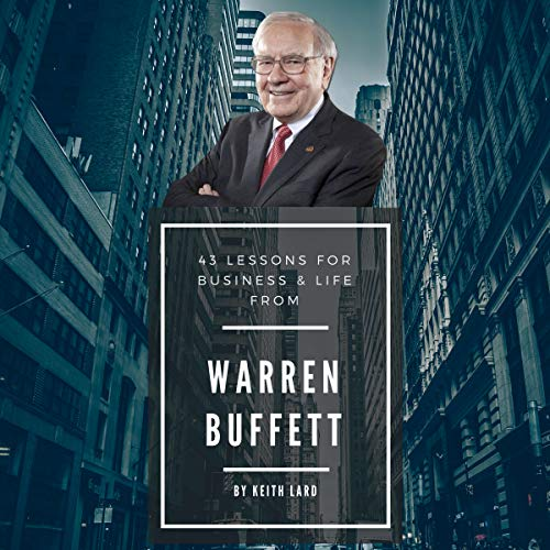 Warren Buffett audiobook cover art