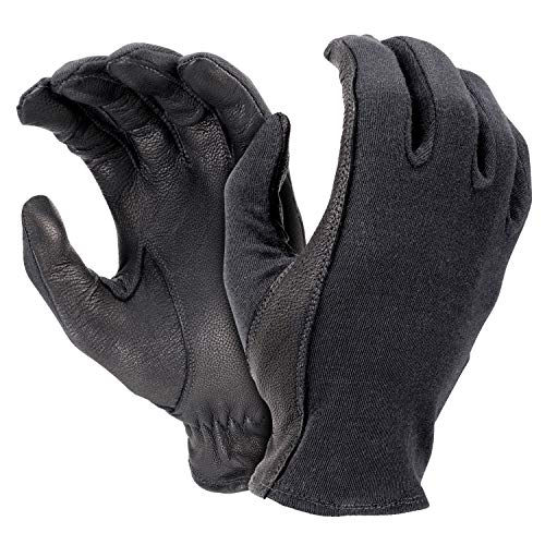 Hatch KSG500 Tactical Pull-On Operator Glove with Kevlar - Black, Large