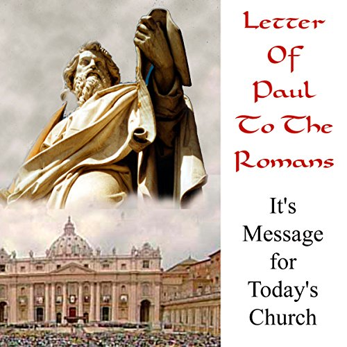 Letter of Paul to the Romans audiobook cover art