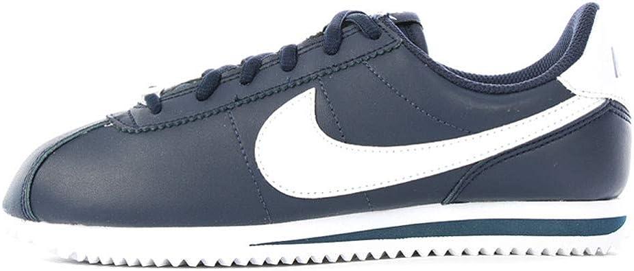 Nike Cortez Basic SL (GS), Chaussures de Running Compétition Homme ...