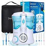 Oral Irrigateur Buccal Jet Dentaire Hydropulseur, [DentJet] Jet Buccal Professionnel étanche pour les soins dentaires...