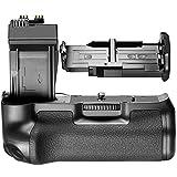 Neewer Batterie Grip Poignée D'alimentation BG-E8 Remplacement pour Canon EOS 550D...