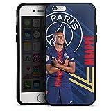 DeinDesign Coque en Silicone Compatible avec Apple iPhone 6 Étui Silicone Coque Souple Paris...
