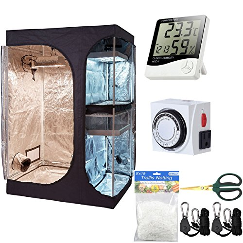 Hongruilite Grow Tent Kit