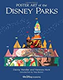 Poster Art Of The Disney Parks (Disney Parks Souvenir Book)