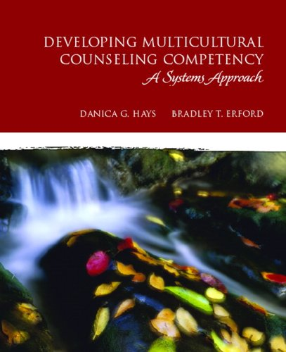 Developing Multicultural Counseling Competence: A Systems...