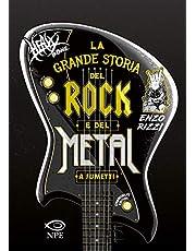 La grande storia del rock e del metal a fumetti. Omnibus edition