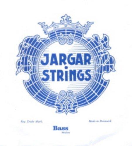 CUERDA CONTRABAJO - Jargar (Azul) (Cromo) 5ª Medium Bass 4/4 H (Si)