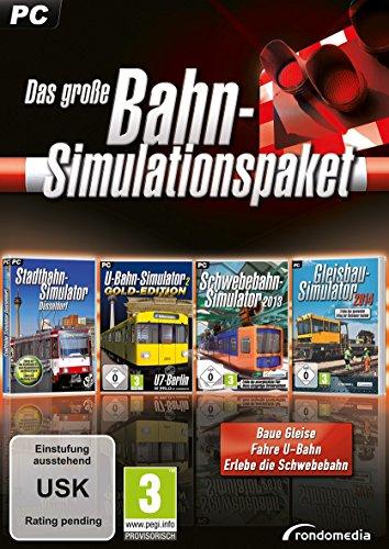 Das große Bahn-Simulationspaket