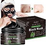 Blackhead Maske, Black Mask, Peel off Maske, Mitesser Maske, Black Charcoal Mask, Entfernt Mitesser/Akne, reinigt die Poren tief, schützt die Haut vor Reinheit und Weichheit