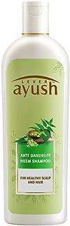 Ayush Anti Dandruff Neem Shampoo, 175 ml - 並行輸入品 - AYUSHアンチフケネームシャンプー、175廃棄物