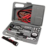 Performance Tool W1556 Commuter Roadside Safety Kit Tool