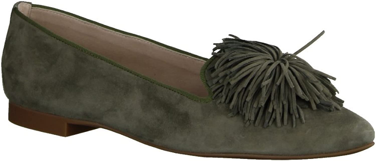 Paul Grün Damen Slipper Slipper 2376 2376-042 grün 453748  Neues exklusives High-End