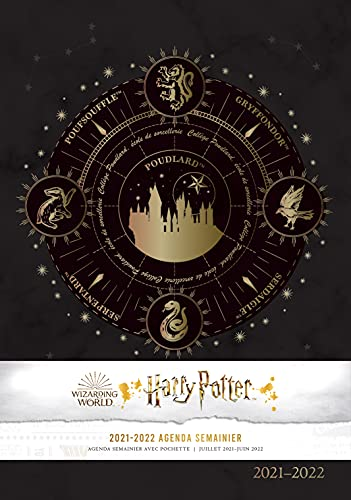Harry Potter, agenda semainier 2021-2022