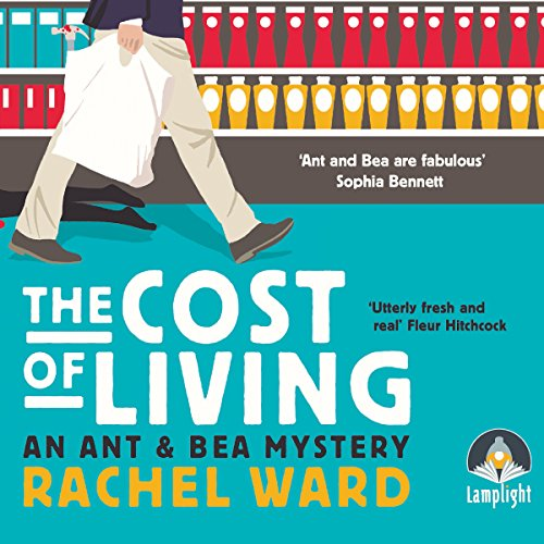 The Cost of Living audiobook cover art