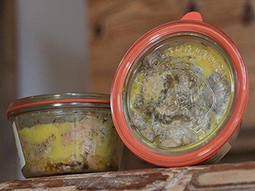 Foie Gras de Canard - Premium Ententerrine irekt aus Frankreich - 180gr