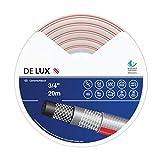 DE LUX Professional Gartenschlauch 5-lagig (Schlauchdurchmesser: 3/4'', Schlauchlänge: 20m)