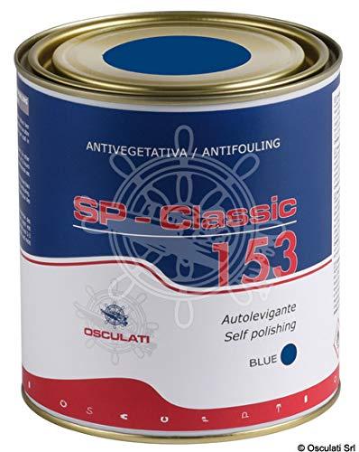 Antivegetativa autolevigante Classic 153 Blu 0,75 l