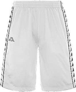Robe di Kappa Bermuda Uomo 304IEN0 Bianco: Amazon.co.uk