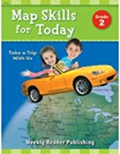 Map Skills for Today: Take a Trip with Us, Grade 2