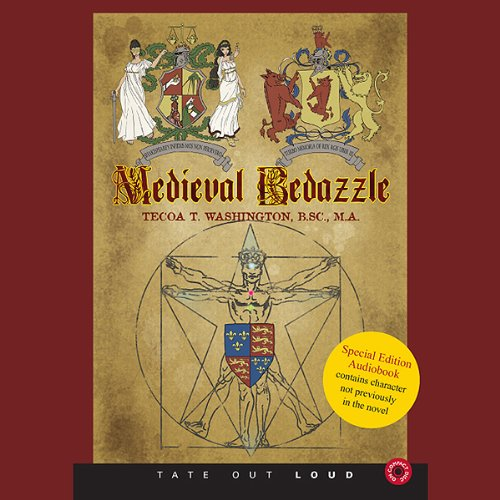 Medieval Bedazzle audiobook cover art