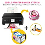 Best Edible Printers - Icinginks Latest Edible Printer, Cleaning Kit, Edible Cartridges Review