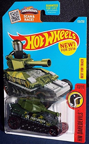 hot wheels army tank - 5