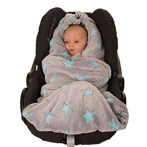 Hoppediz Fleece-Decke für 3 &