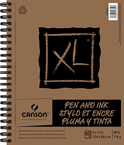 Canson XL Series Pen & Ink