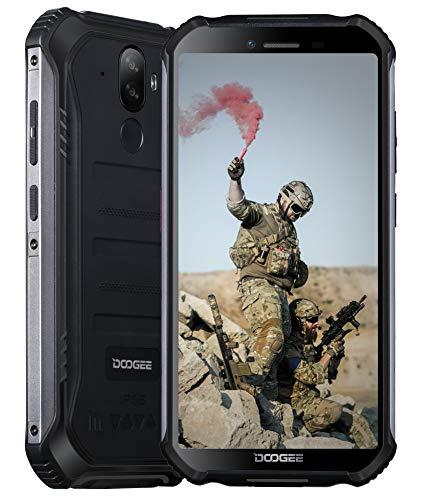 DOOGEE S40 4G Outdoor Handy ohne Vertrag, 5,5