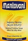 24 x MANTOVANI Saponetta Allo Zolfo 100 GR