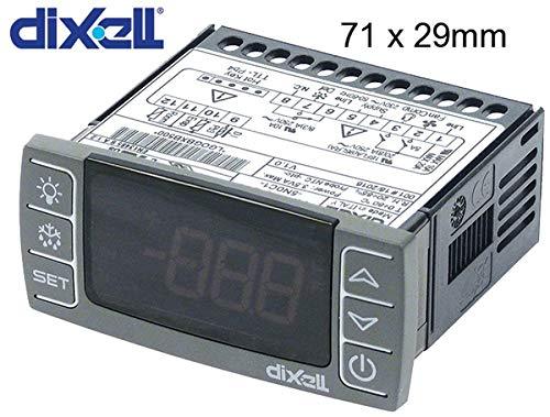 Elektronikregler DIXELL XR60CX -5N0C1 für Cookmax